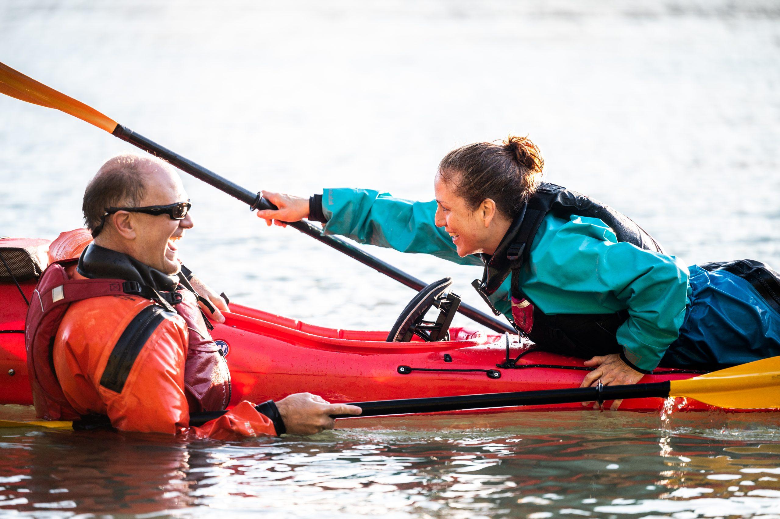 Yukan Canoe Resuce Course-29